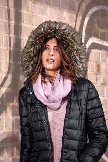 Aniston Abnehmbarer Mit Steppmantel By Kapuze Baur rqZvrwI