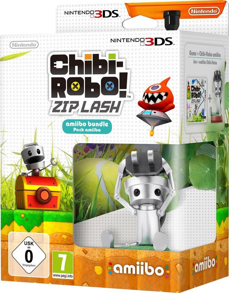 Chibi-Robo! Zip Lash + amiibo Nintendo 3DS