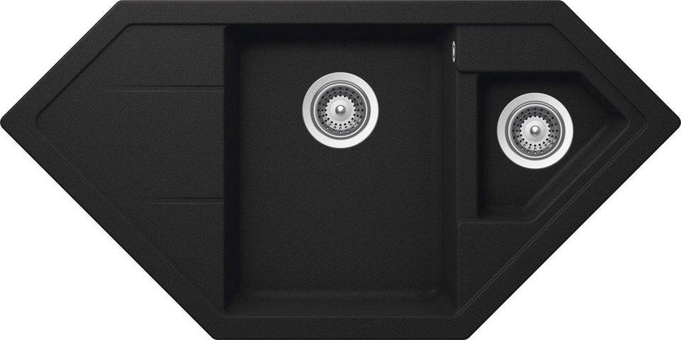 Schock Granitspule Family 6 Eckig 100 X 50 Cm Otto