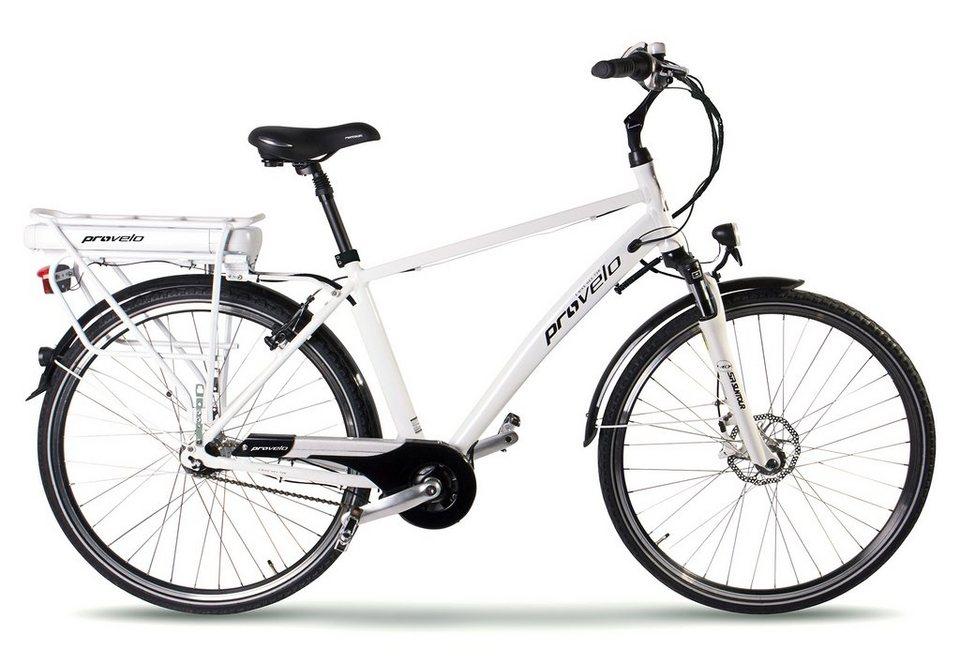 Provelo By Sportplus E Bike Nex 728 M 7 Gang Shimano Inter Nexus