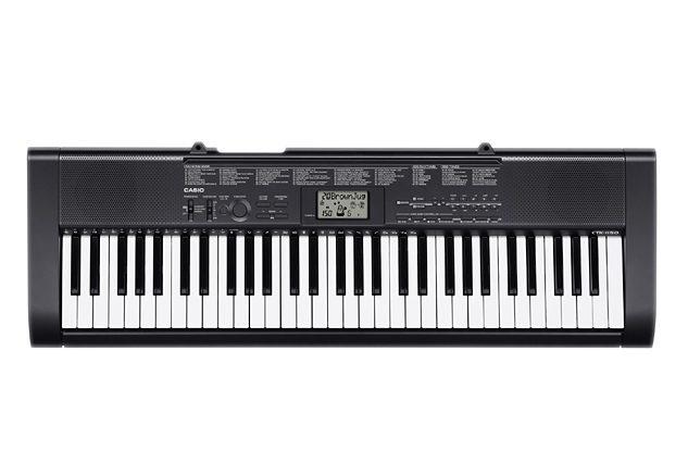 Casio® Standard Keyboard inkl. Netzteil, »CTK-1150AD«