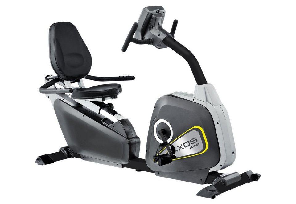 Kettler Heimtrainer, »Axos Cycle R« in schwarz-anthrazit