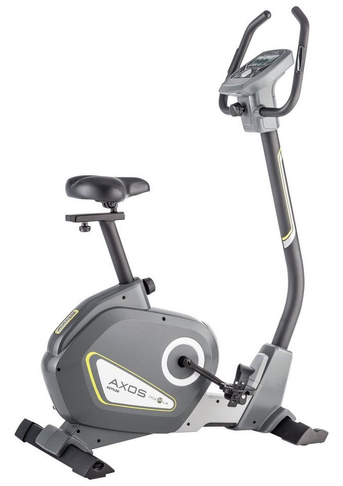 Kettler Heimtrainer, »Axos Cycle P-LA« in schwarz-anthrazit