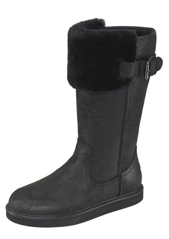 UGG »Wilowe« Stiefel in schwarz
