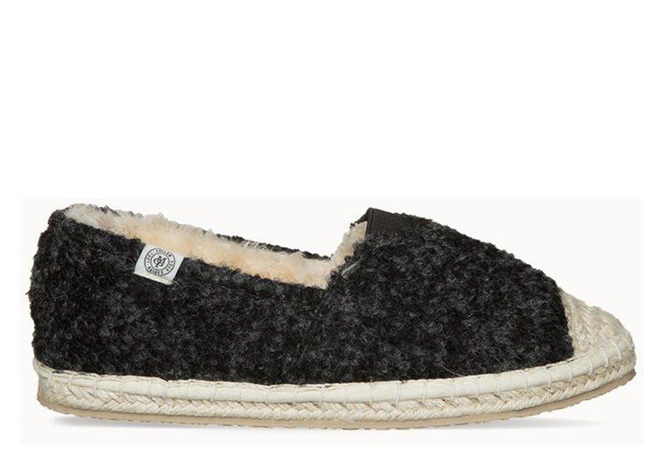 Marc O'Polo Shoes Hausschuhe in 930 dark grey