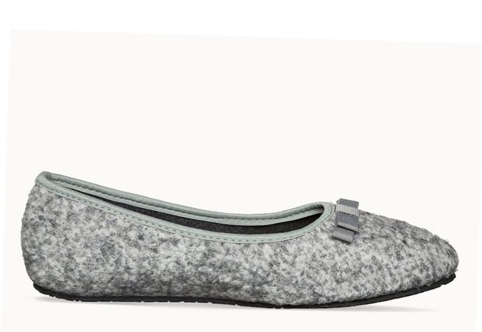 Marc O'Polo Shoes Hausschuhe in 910 light grey