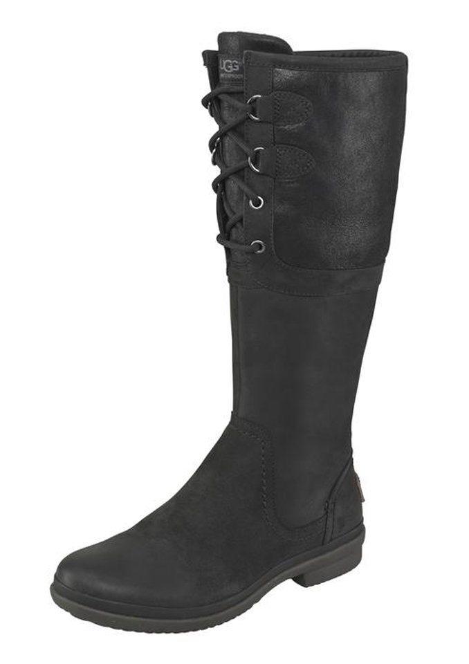 UGG »Elsa« Stiefel in schwarz