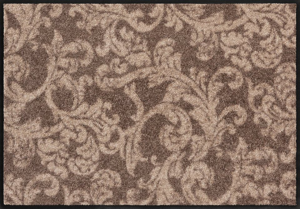 Fußmatte, Salonloewe, »Sophie«, waschbar, In- und Outdoor mit rutschhemmender Beschichtung in Beige