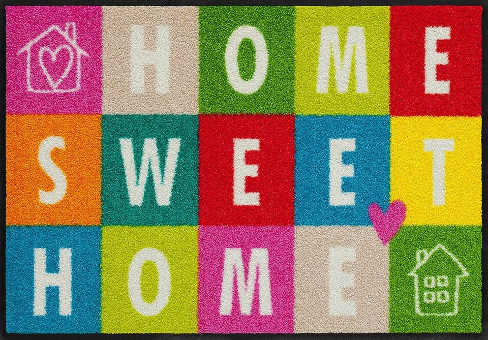 fu matte salonloewe sweet home squares waschbar in. Black Bedroom Furniture Sets. Home Design Ideas