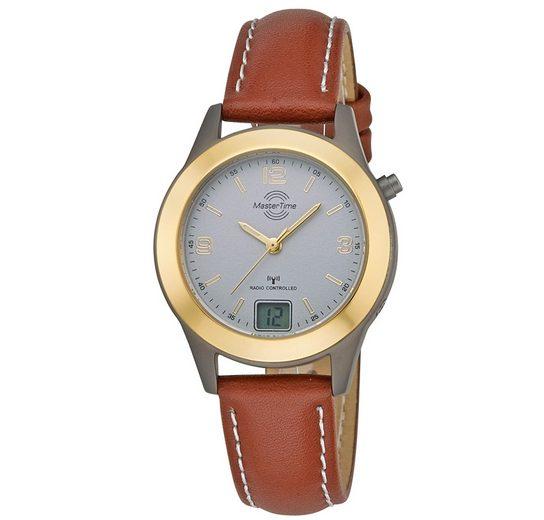 """Master Time, Damen-Funkarmbanduhr, """"MTLT-10482-42L"""""""