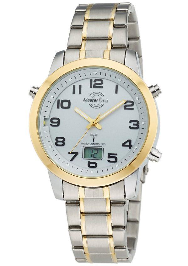 """Master Time, Funkarmbanduhr, """"MTGA-10463-12M"""""""