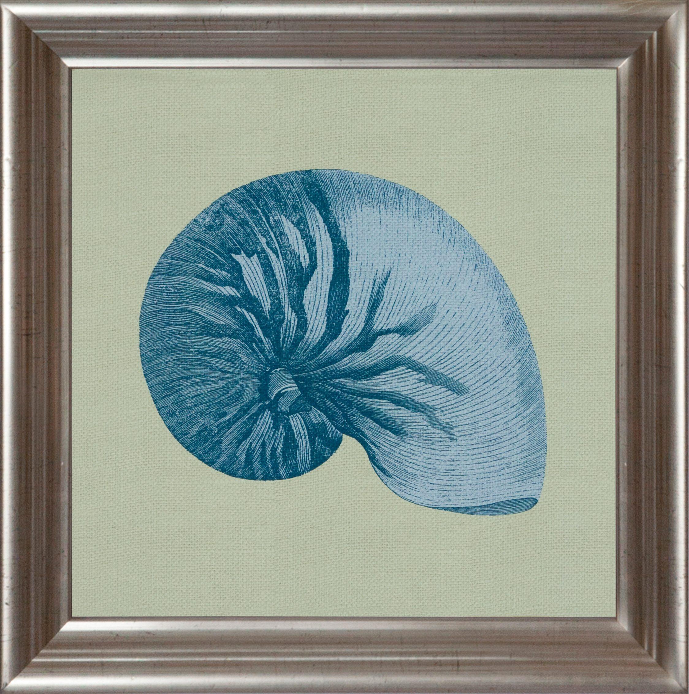 G&C gerahmter Kunstdruck, 40/40 cm