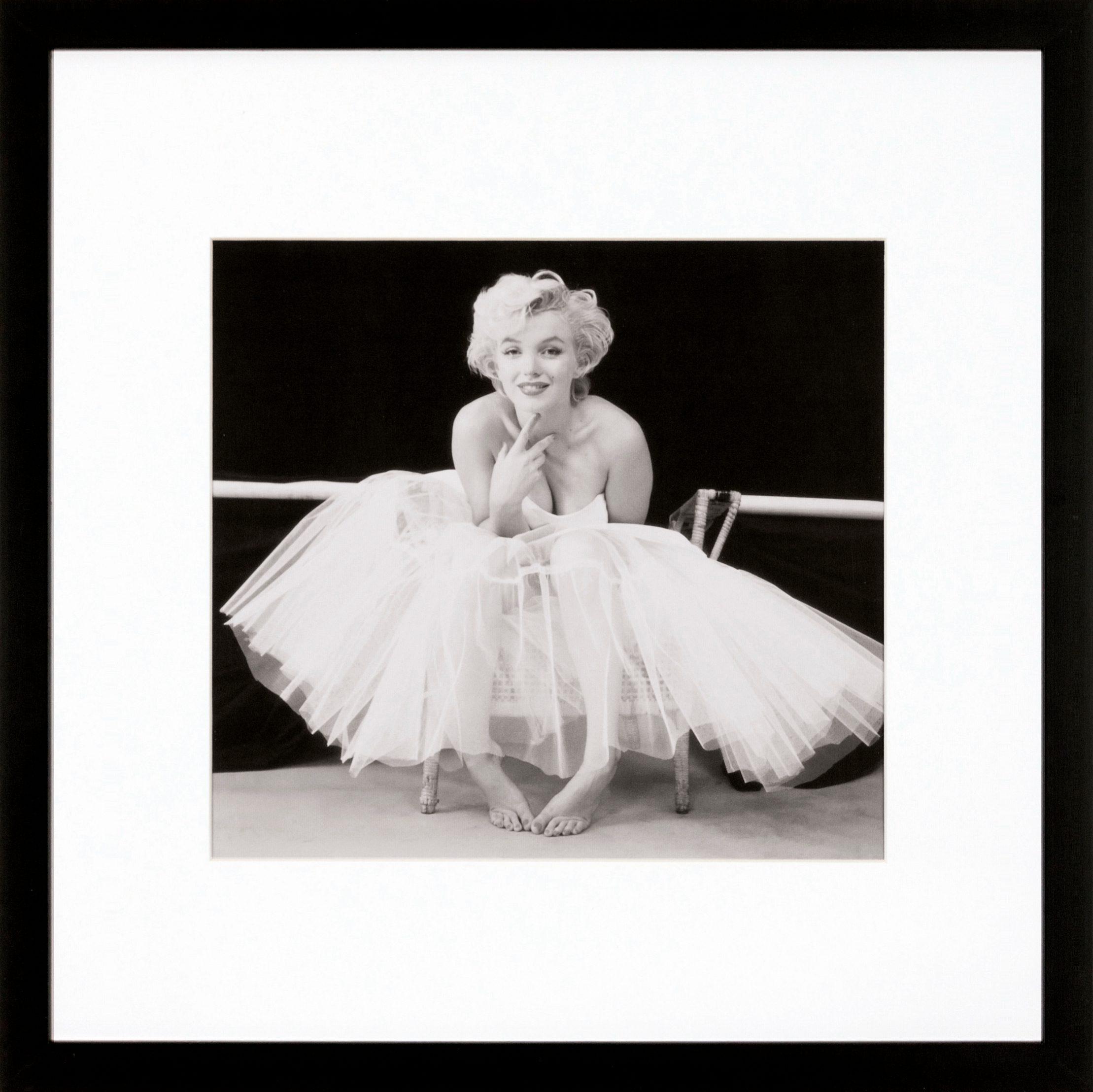 G&C gerahmte Fotografie »Marilyn Monroe Motiv 1«, 40/40 cm