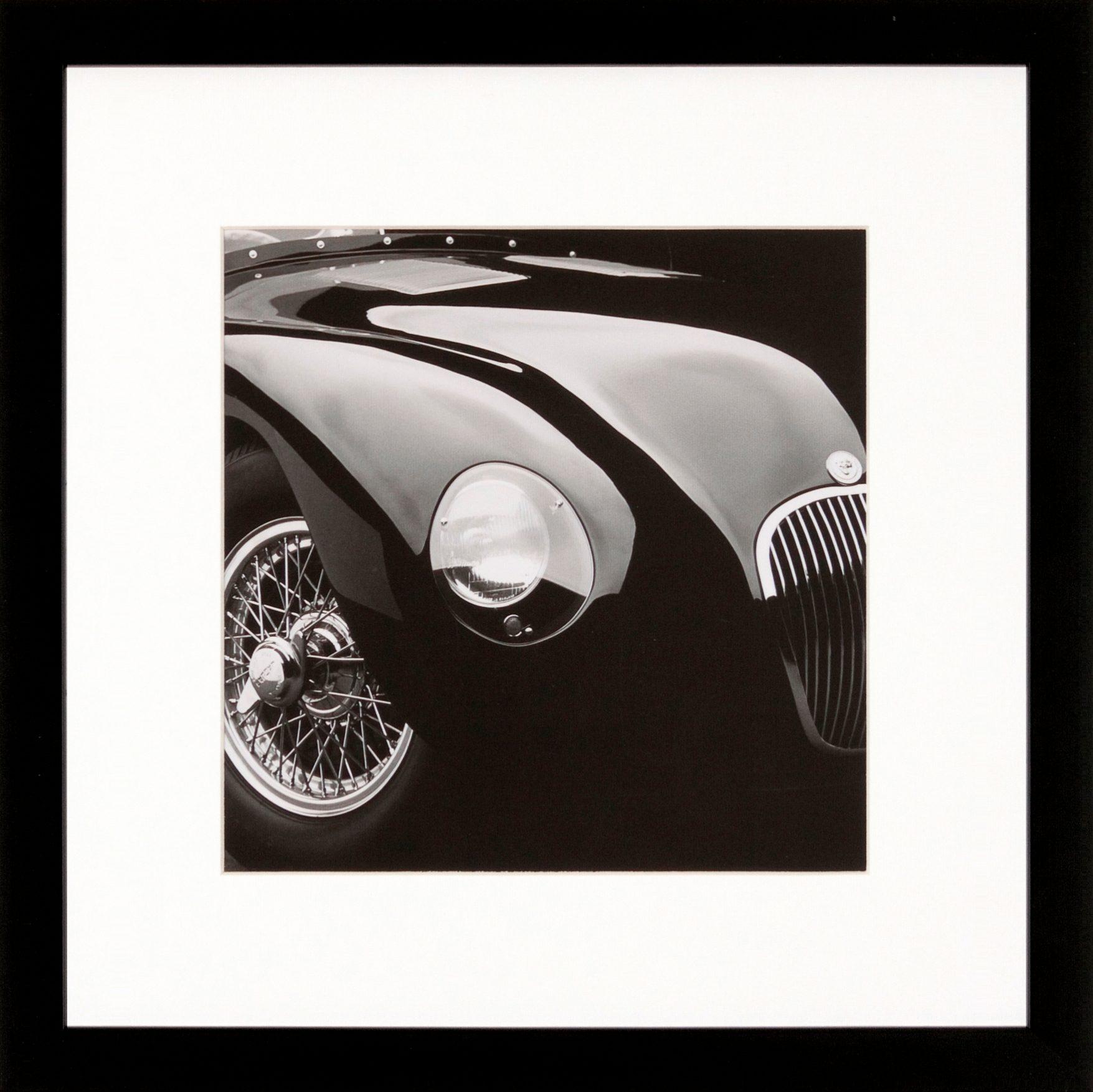 G&C gerahmte Fotografie »Retro: Classic cars Motiv 1« , 30/30 cm