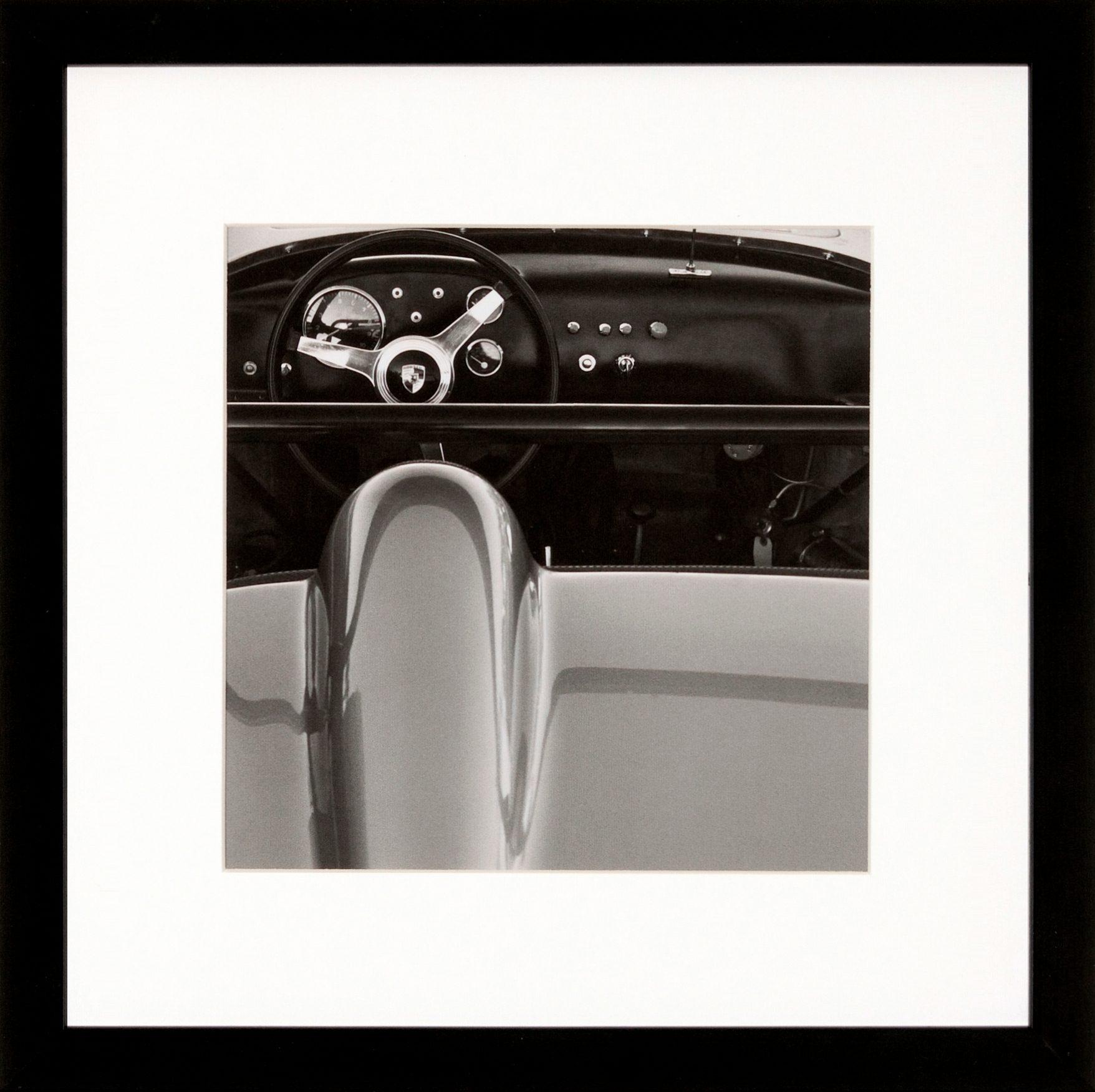 G&C gerahmte Fotografie »Retro: Classic cars Motiv 3«, 30/30 cm