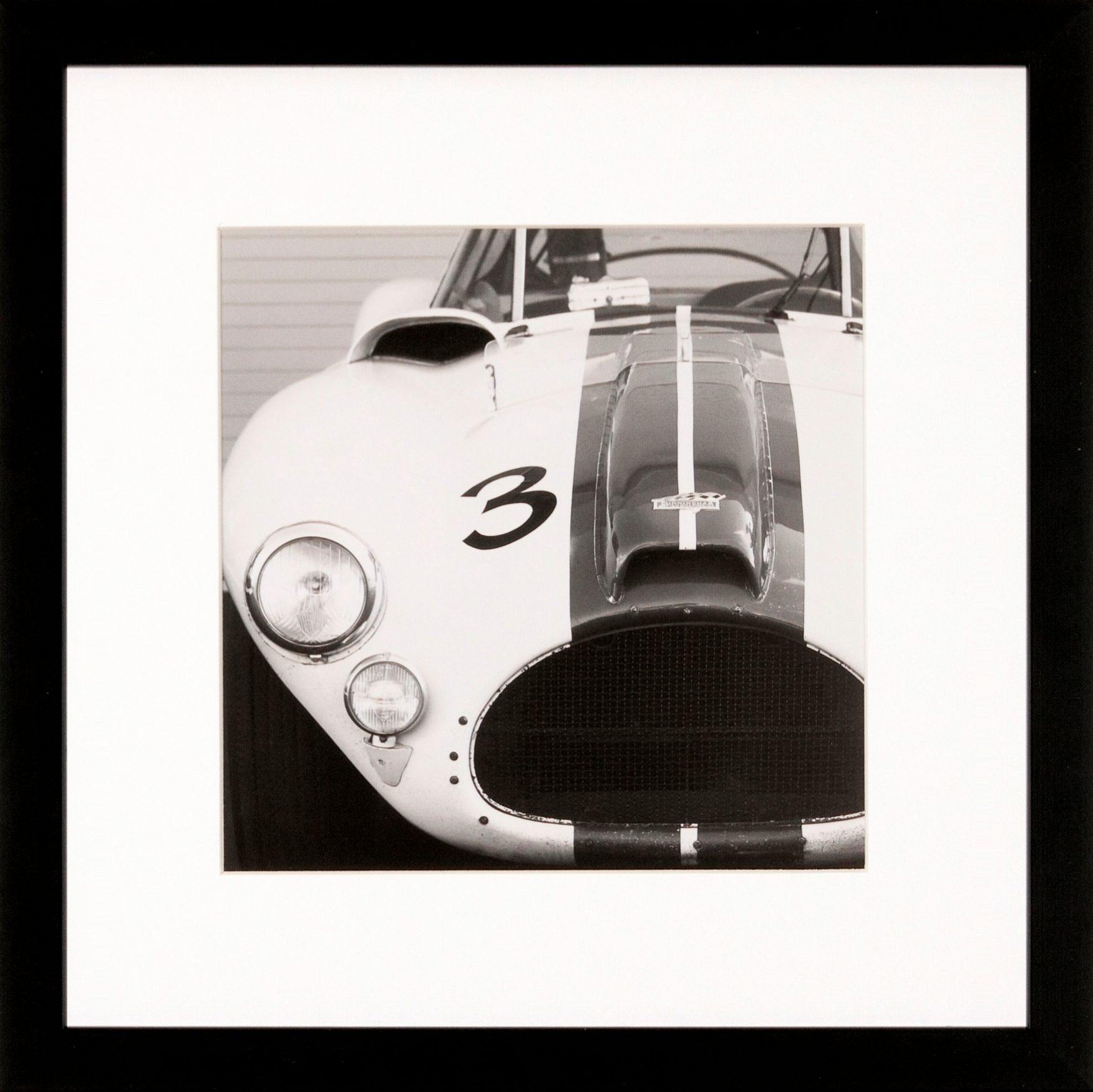 G&C gerahmte Fotografie »Retro: Classic cars Motiv 4«, 30/30 cm