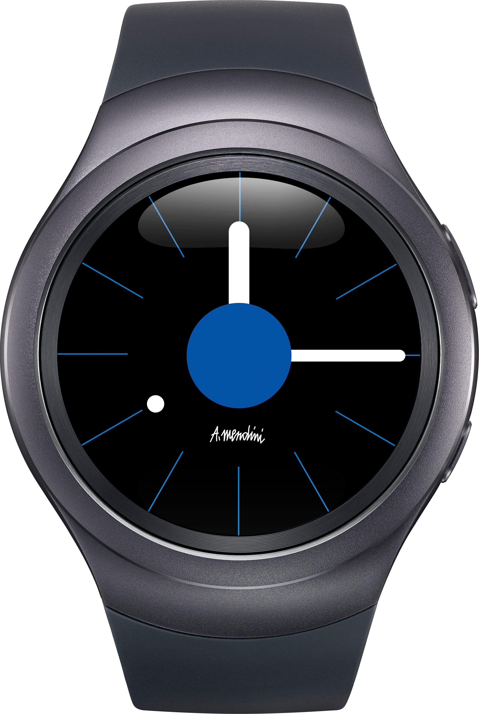 Samsung Gear S2 Smartwatch, Tizen, 3,05 cm (1,2 Zoll) Super AMOLED-Touchscreen Display