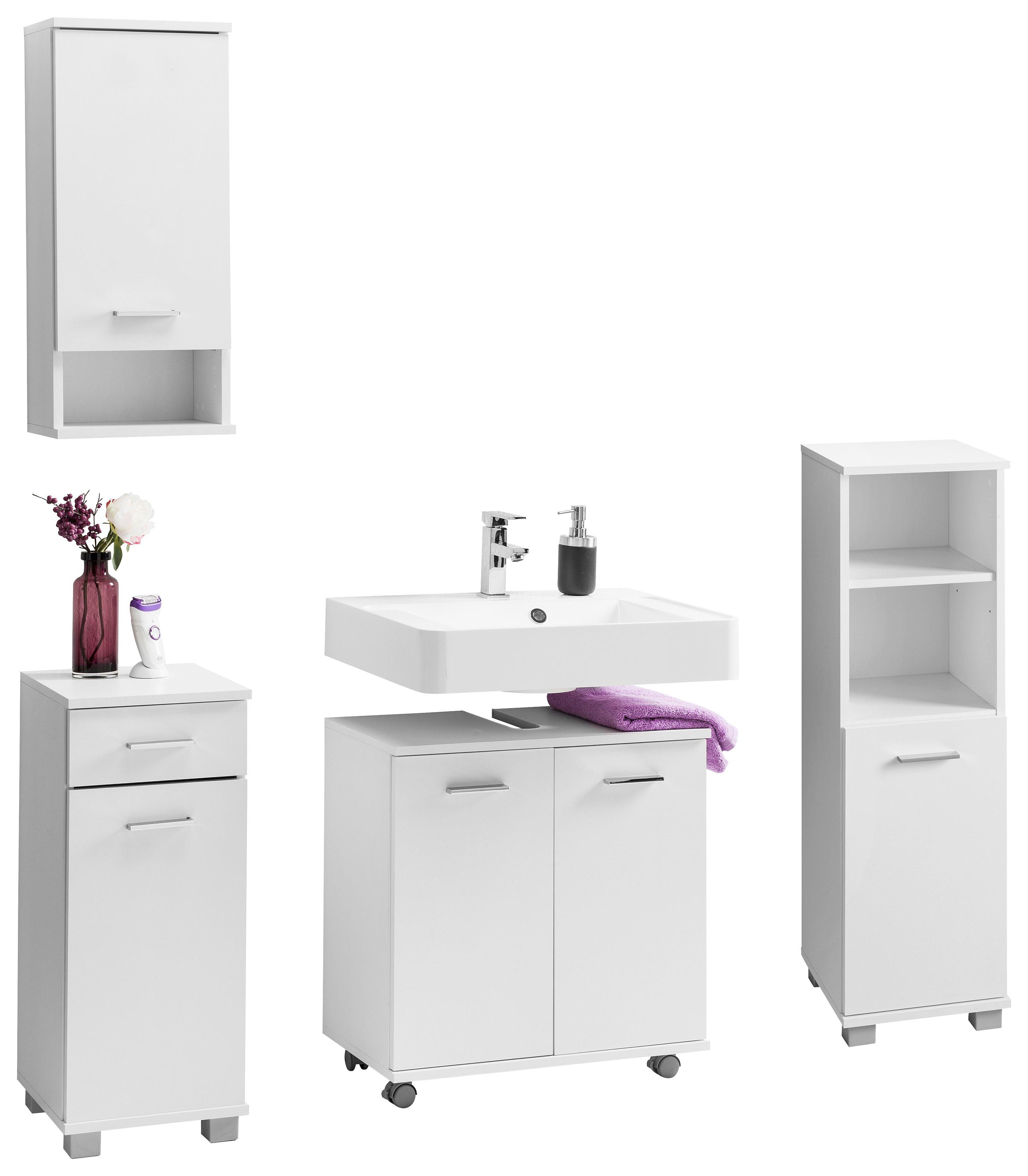 48 sparen badm bel set vigo ab 129 99 cherry m bel otto. Black Bedroom Furniture Sets. Home Design Ideas