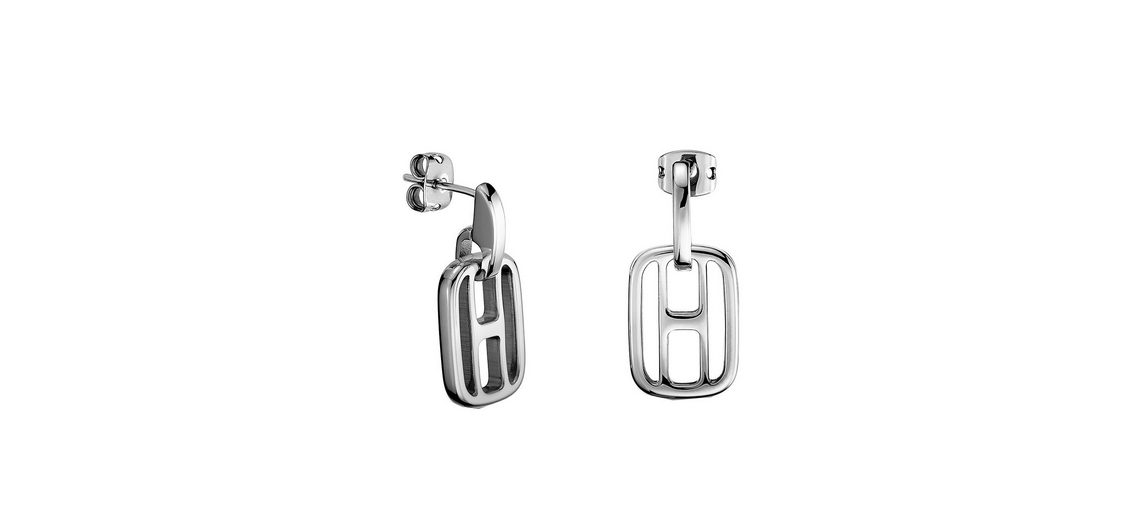 Tommy Hilfiger Paar Ohrstecker, »Classic Signature, 2700721«