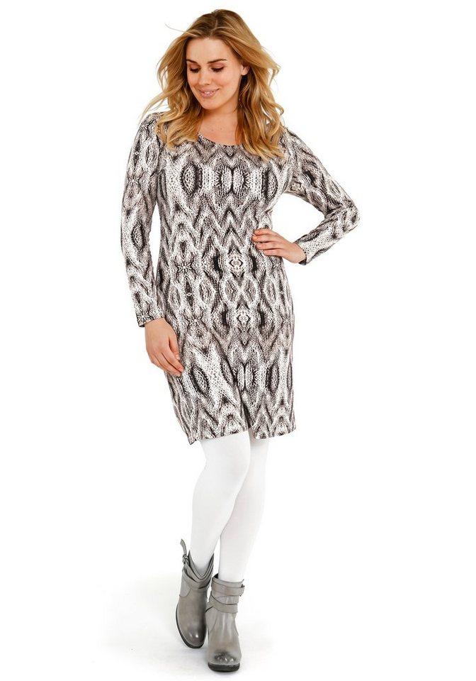 sheego Trend Jerseykleid in bedruckt