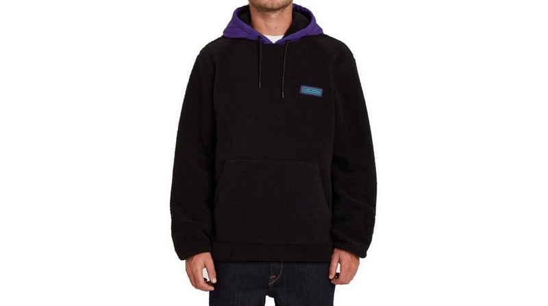 Volcom Hoodie »Volcom Herren Sweatshirt ISO91 schwarz«