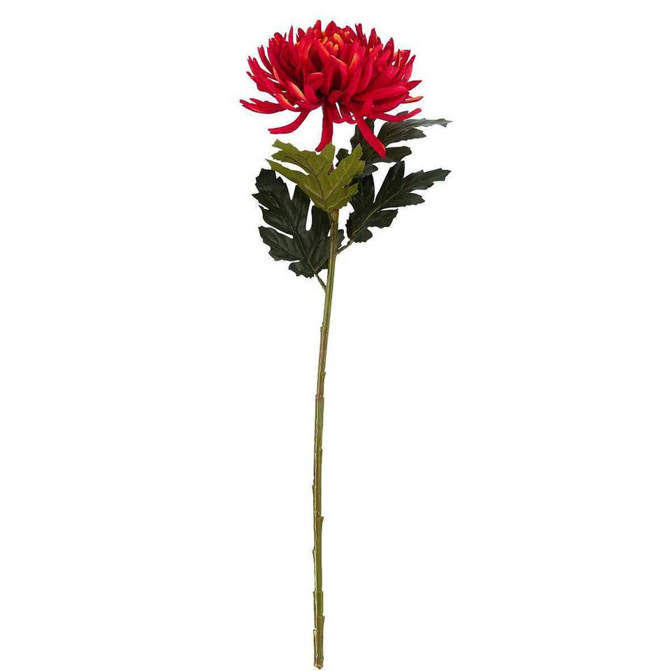 BUTLERS FLORISTA »Chrysanthemum« in hellrot