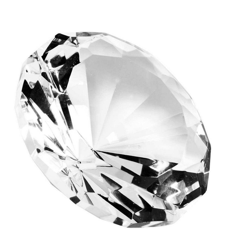 BUTLERS MONBIJOU »Diamant« in transparent