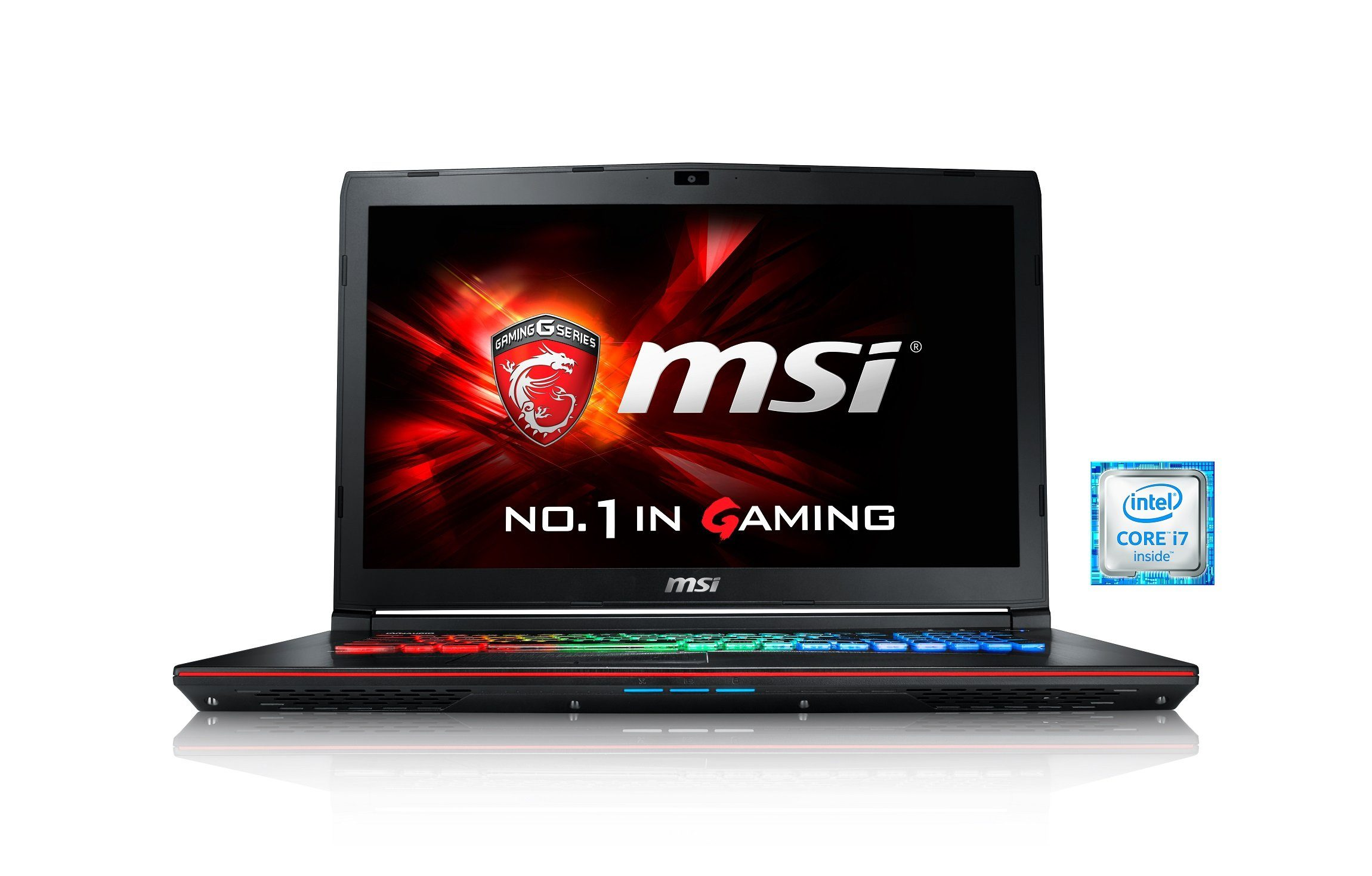 "MSI 17,3"", i7-6700HQ, 8GB, 1TB HDD, GeForce® GTX™ 970M »GE72-6QF81 (001794-SKU1107)«"