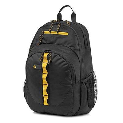 """HP Tasche »Sportrucksack 15,6"""" schwarz/gelb«"""