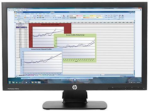 HP Desktop Display »ProDisplay P222va Monitor«