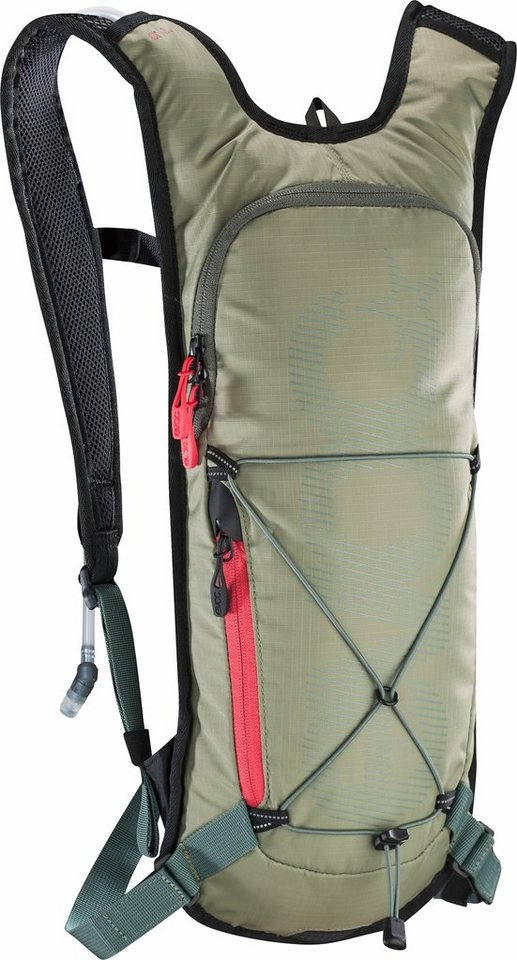 Evoc Rucksack »CC Backpack 3 L + Hydration Bladder 2 L«