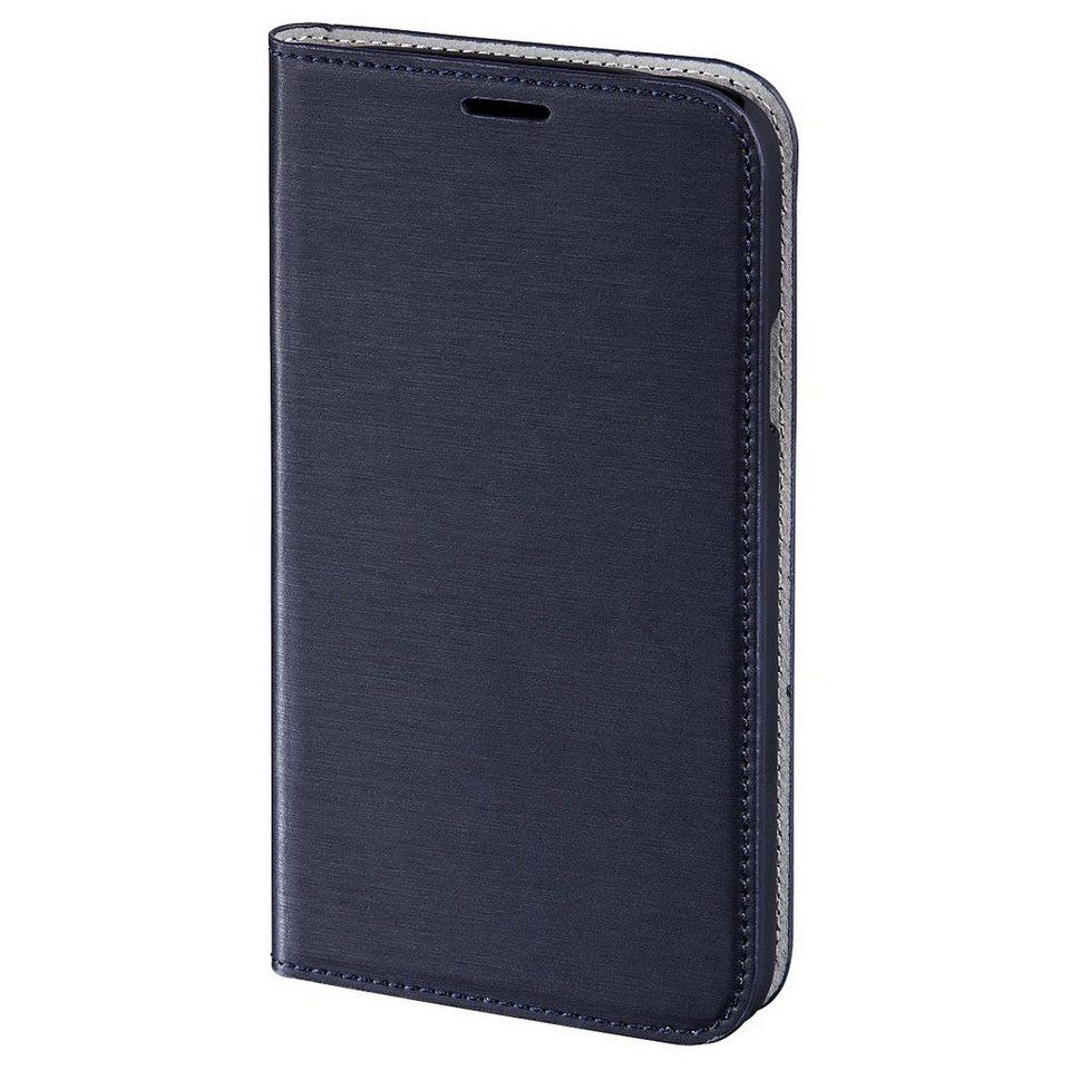 Hama Booklet Slim für Samsung Galaxy S5 mini, Denim-Blau in Blau