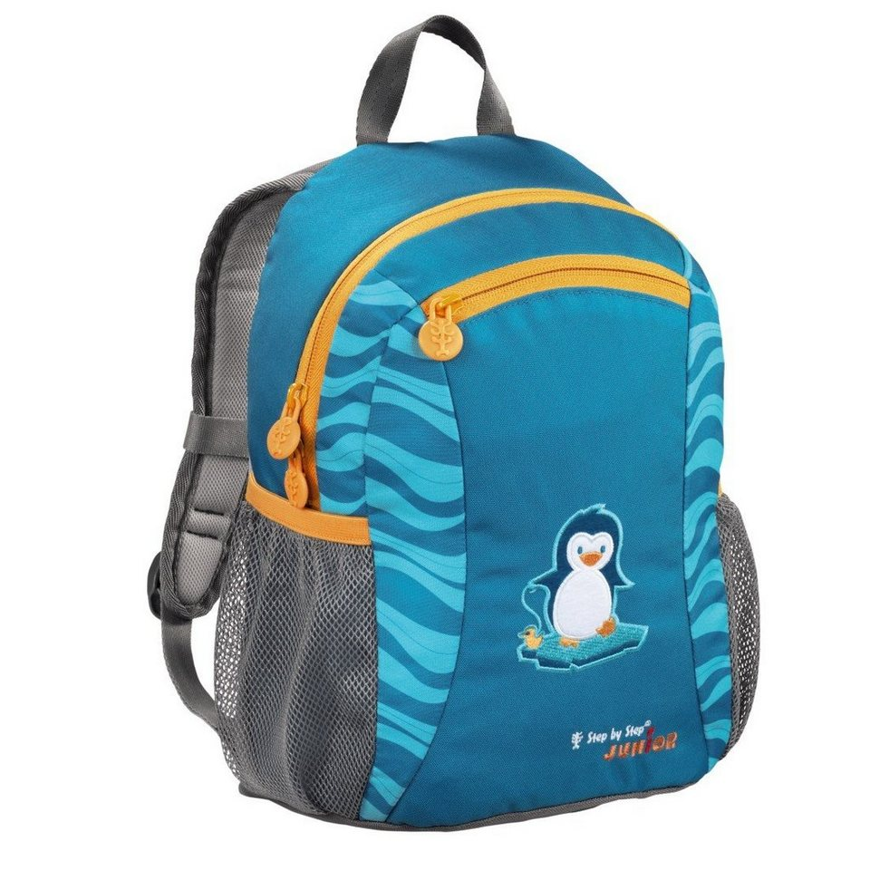 Step by Step JUNIOR Kindergartenrucksack Talent, Little Penguin
