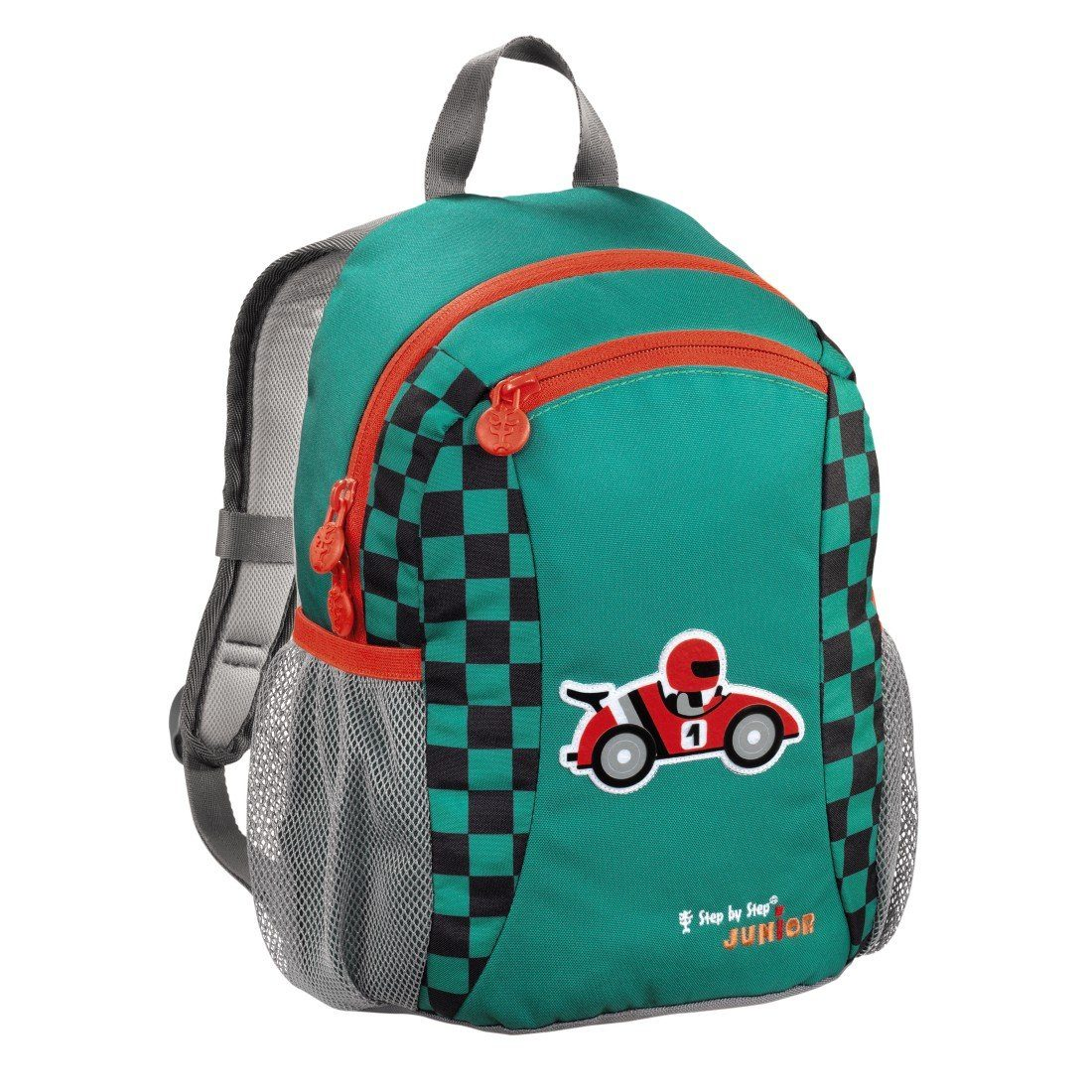 Step by Step JUNIOR Kindergartenrucksack Talent, Little Racer