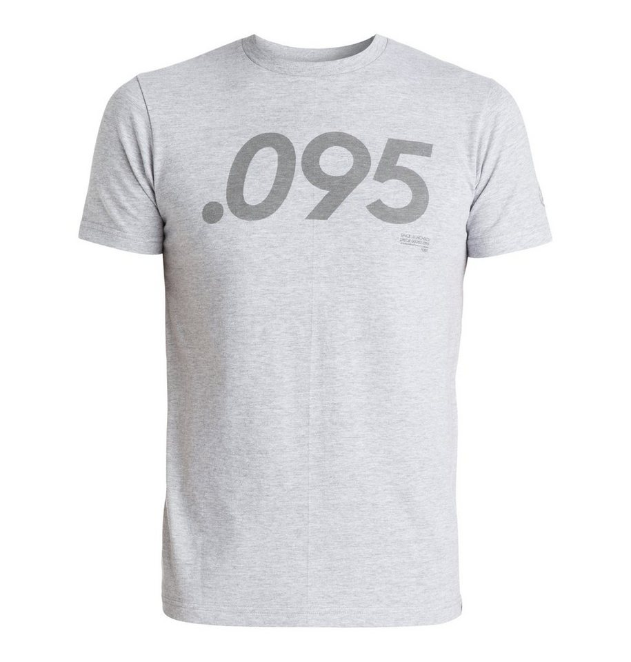 DC Shoes T-Shirt »Rd Caliber« in Heather grey
