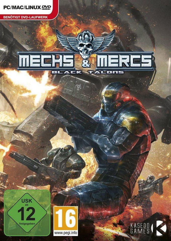 Kalypso PC - Spiel »Mechs & Mercs: Black Talons«