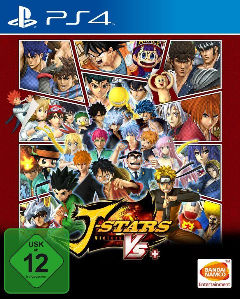 Bandai Playstation 4 - Spiel »J-Stars Victory VS +«