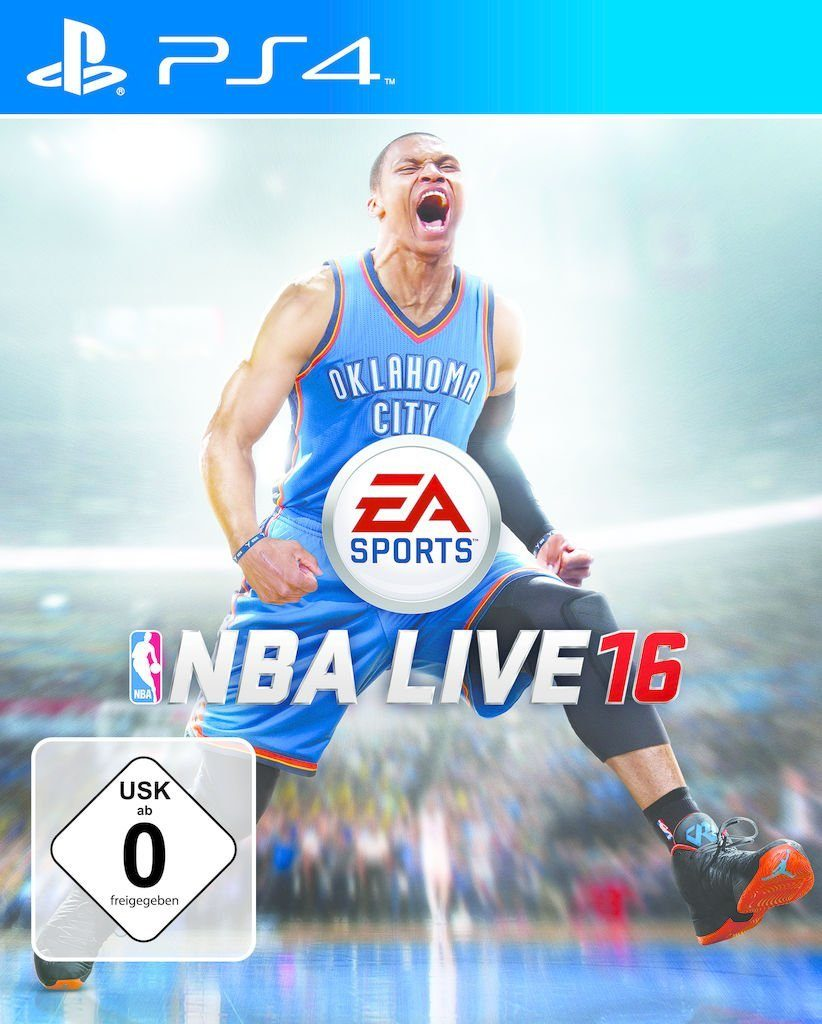 Electronic Arts Playstation 4 - Spiel »NBA LIVE 16«