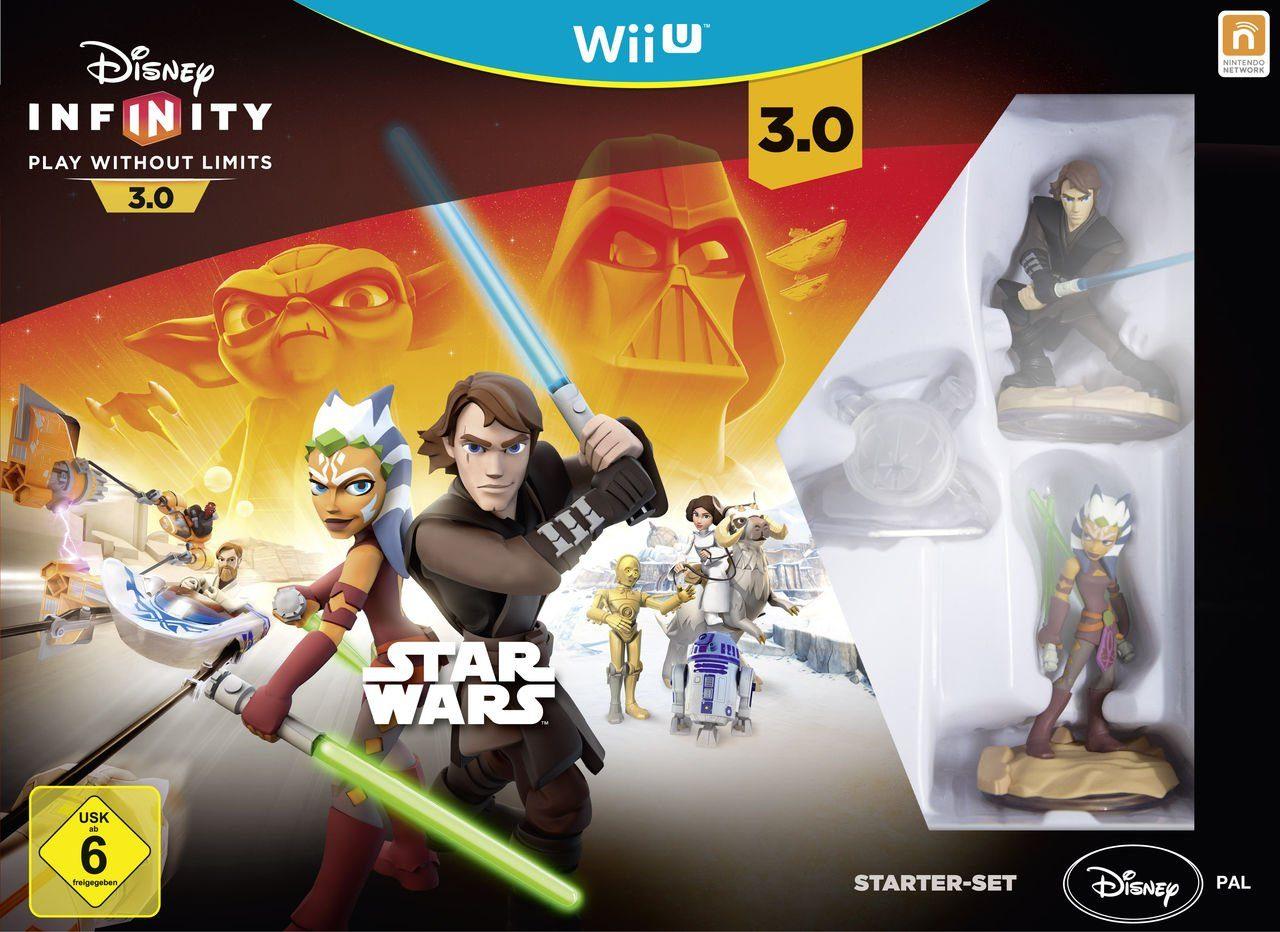 Disney Wii U - Spiel »Disney Infinity 3.0: Starter-Set«