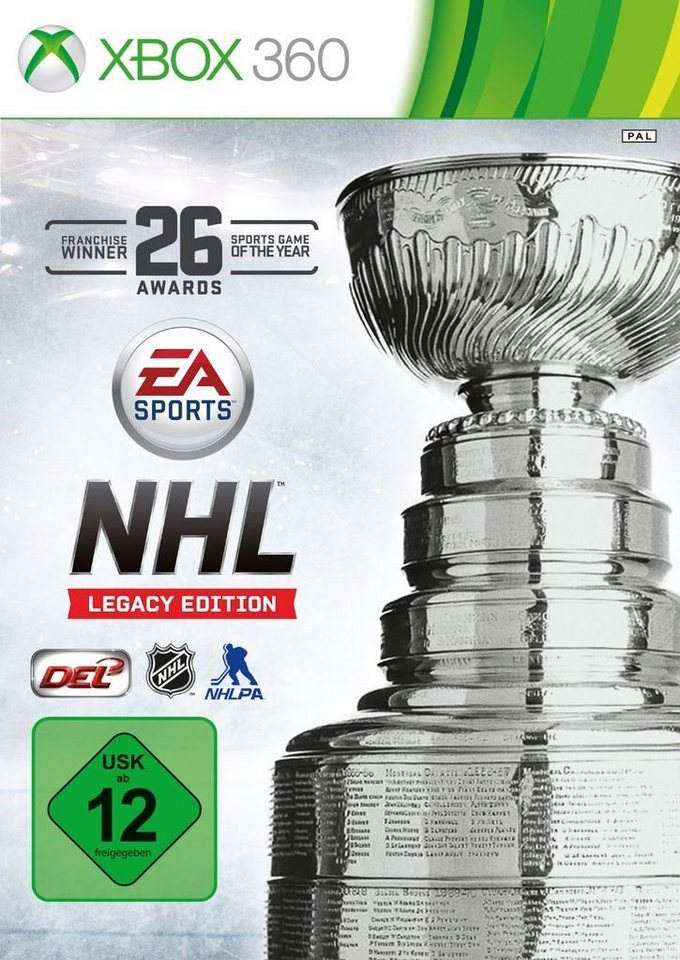 Electronic Arts XBOX 360 - Spiel »NHL Legacy Edition«