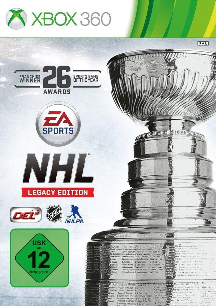 Electronic Arts XBOX 360 - Spiel »NHL Legacy Edition«