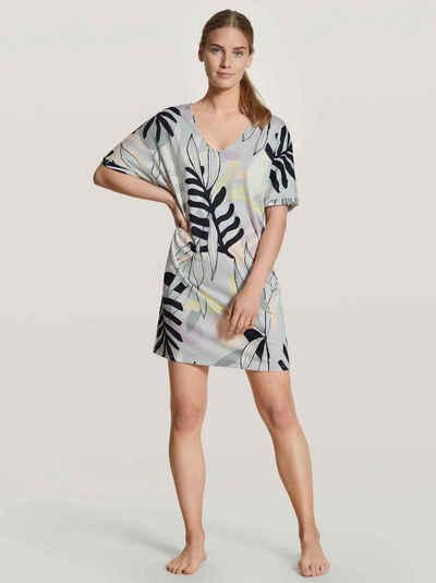 CALIDA Nachthemd »Loungedress, Länge 90cm« (1-tlg)