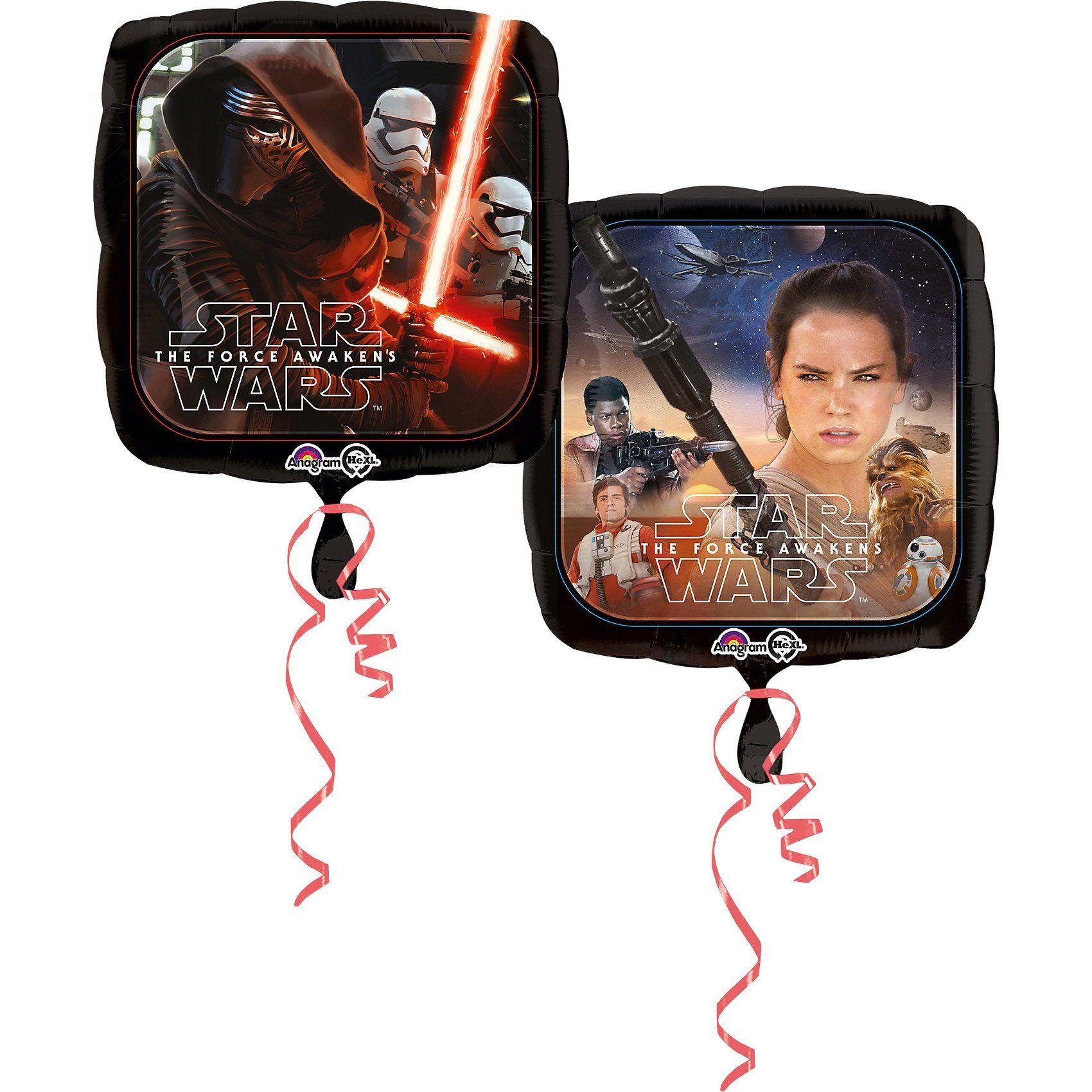 Amscan Folienballon Star Wars Das Erwachen der Macht