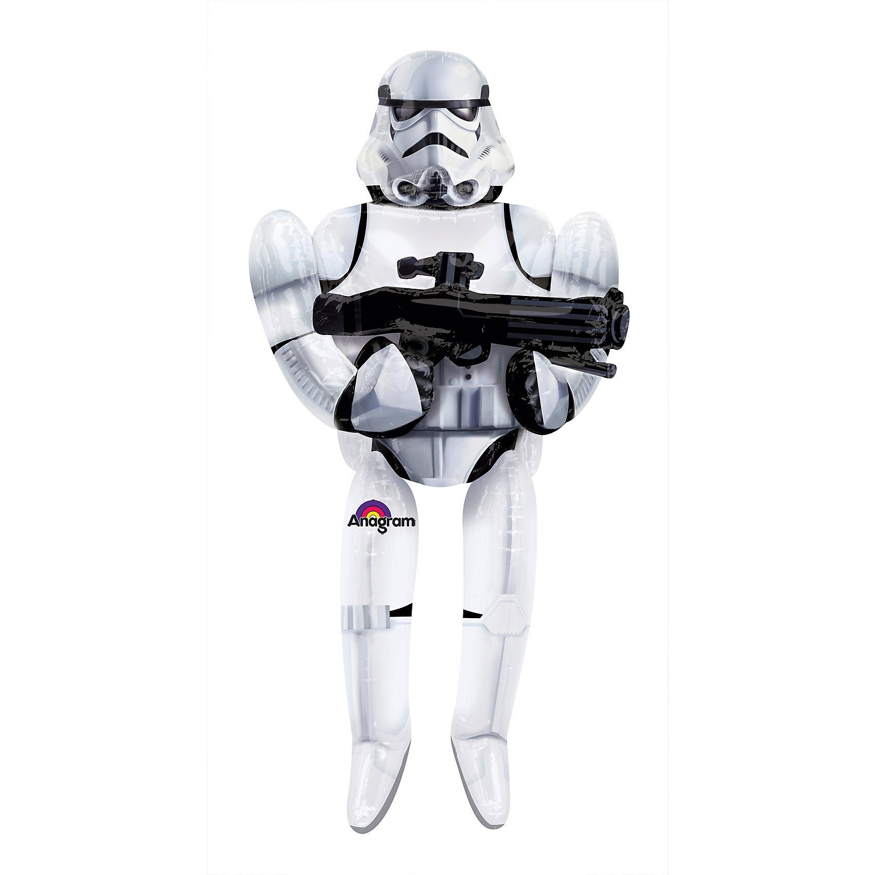 Amscan Folienballon AirWalker Star Wars Storm Trooper