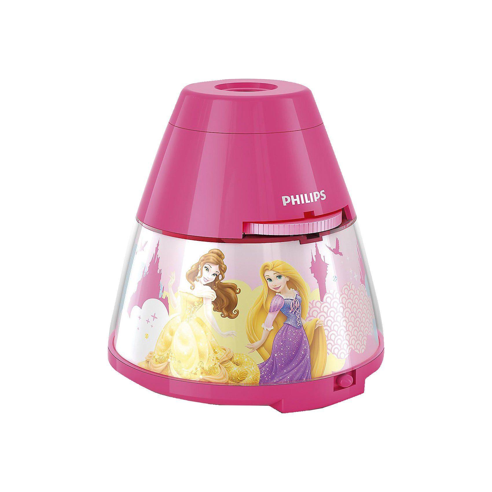 Philips Lighting Projektor Tischlampe, Disney Princess, LED
