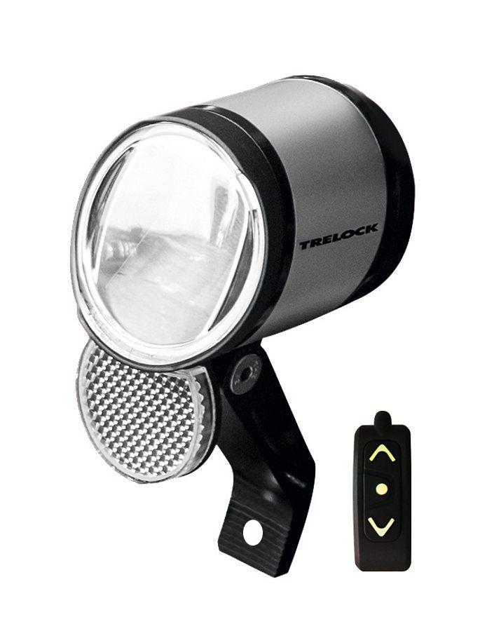 Trelock Fahrradbeleuchtung »LS 906 BIKE-i prio+HBC Frontleuchte«