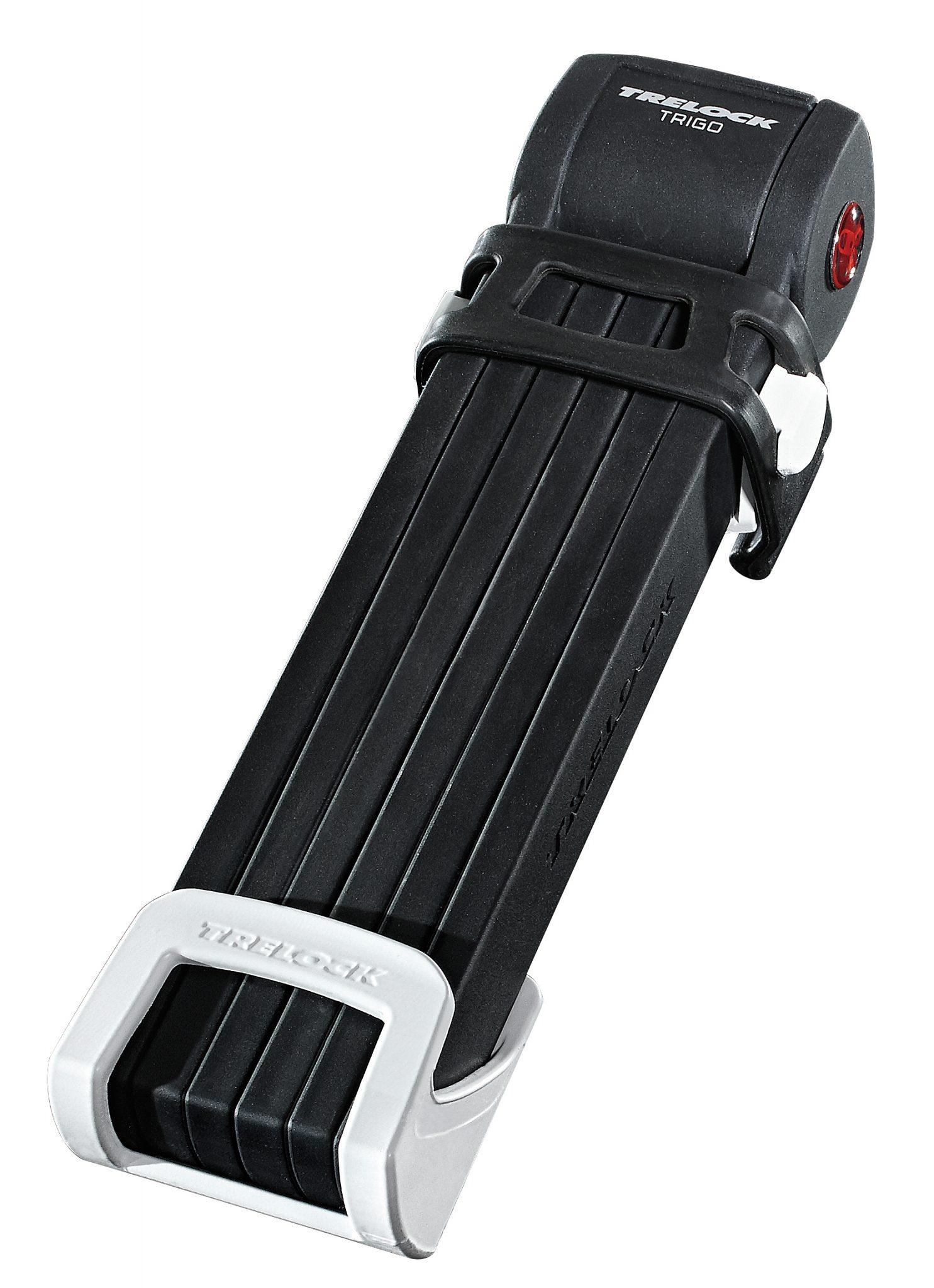 Trelock Fahrradschloss »FS 200/75 TWO.GO Faltschloss 75 cm«