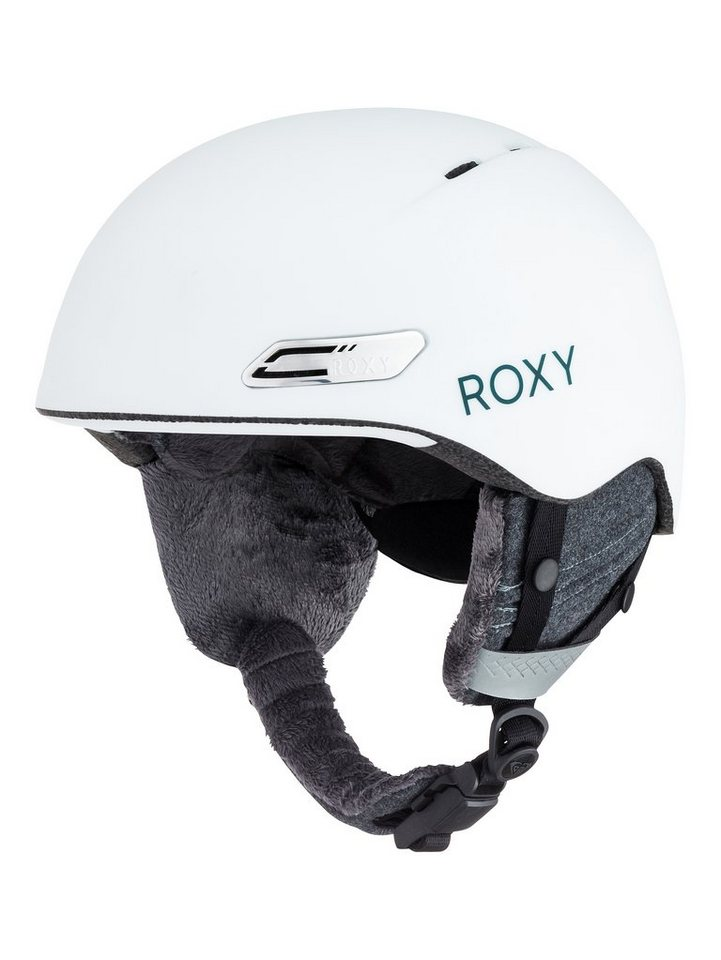 Roxy Snowboard Helm »Love Is All« in Bright white