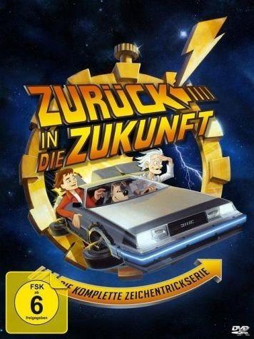 DVD »Zurück in die Zukunft - Die komplette...«
