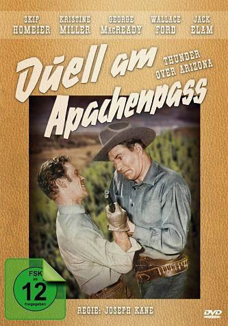 DVD »Duell am Apachenpass«